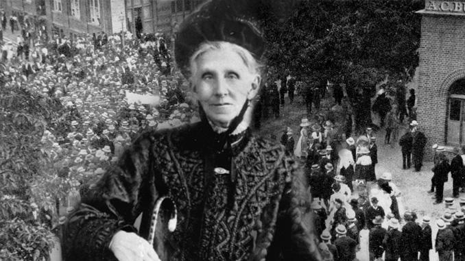 Emma Miller – working class hero